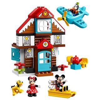 LEGO 10889 - LEGO DUPLO - Mickey hétvégi háza