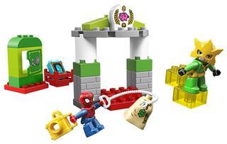 LEGO 10893 - LEGO DUPLO - Pókember Electro ellen