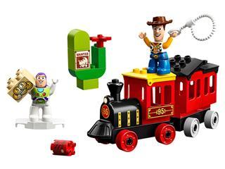 LEGO 10894 - LEGO DUPLO - Toy Story vonat