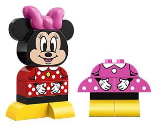 LEGO 10897 - LEGO DUPLO - Első Minnie egerem