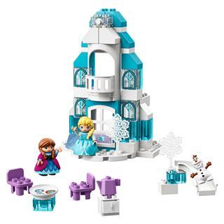 LEGO 10899 - LEGO DUPLO - Jégvarázs Kastély