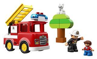 LEGO 10901 - LEGO DUPLO - Tûzoltóautó