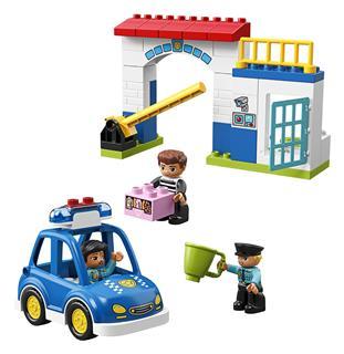 LEGO 10902 - LEGO DUPLO - Rendõrkapitányság