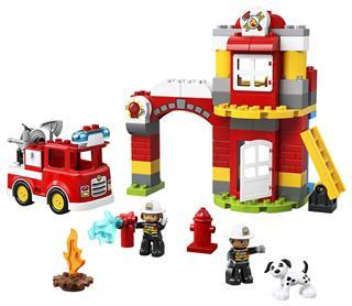 LEGO 10903 - LEGO DUPLO - Tûzoltóállomás
