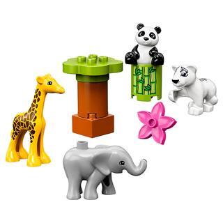 LEGO 10904 - LEGO DUPLO - Állatbébik