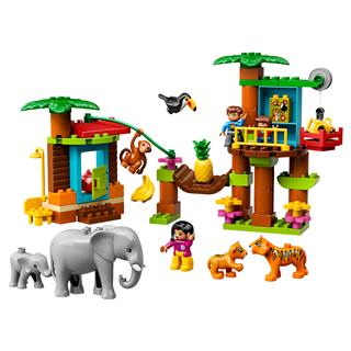LEGO 10906 - LEGO DUPLO - Trópusi sziget