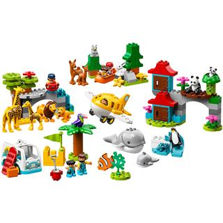 LEGO 10907 - LEGO DUPLO - A világ állatai