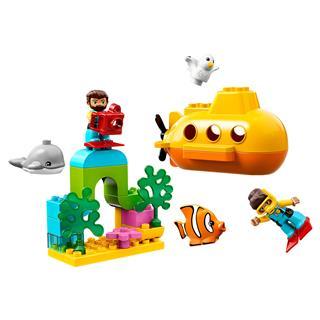 LEGO 10910 - LEGO DUPLO - Tengeralattjárós kalandok