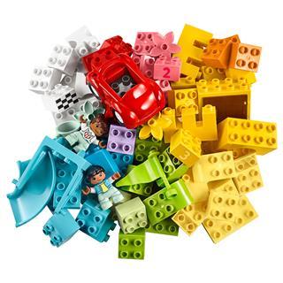 LEGO 10914 - LEGO DUPLO - Deluxe elemtartó doboz