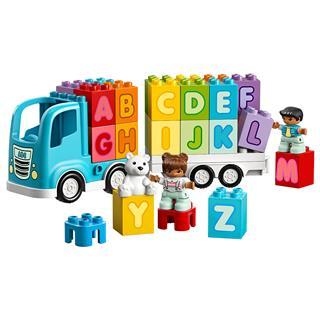 LEGO 10915 - LEGO DUPLO - Betűautó