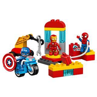 LEGO 10921 - LEGO Super Heroes - Szuperhős labor