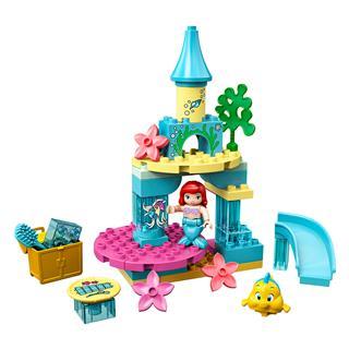 LEGO 10922 - LEGO DUPLO - Ariel víz alatti kastélya
