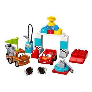 LEGO 10924 - LEGO DUPLO - Villám McQueen versenyének napja