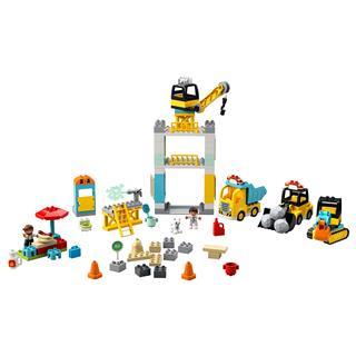 LEGO 10933 - LEGO DUPLO - Toronydaru és építkezés