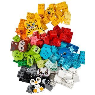LEGO 10934 - LEGO DUPLO - Kreatív állatok