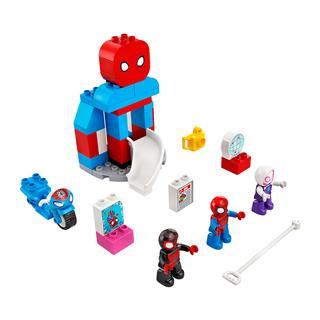 LEGO 10940 - LEGO DUPLO - Pókember főhadiszállása