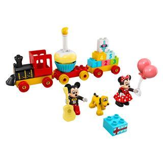 LEGO 10941 - LEGO DUPLO - Mickey & Minnie születésnapi vonata