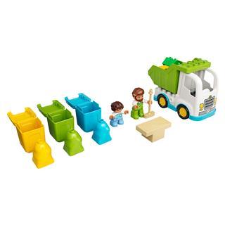 LEGO 10945 - LEGO DUPLO - Szemeteskocsi és újrahasznosítás