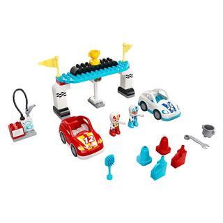LEGO 10947 - LEGO DUPLO - Versenyautók