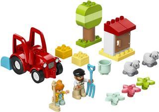 LEGO 10950 - LEGO DUPLO -  Farm traktor és állatgondozás