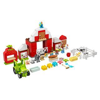 LEGO 10952 - LEGO DUPLO -  Pajta,traktor és állatgondozás a farmon