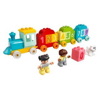 LEGO 10954 - LEGO DUPLO - Számvonat - Tanulj meg számolni