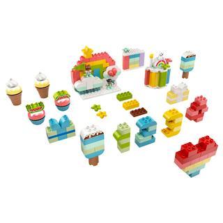LEGO 10958 - LEGO DUPLO - Kreatív születésnapi zsúr