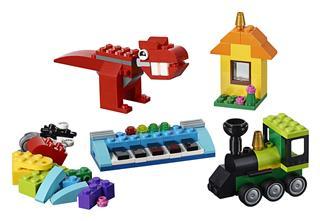 LEGO 11001 - LEGO Classic - Kockák és ötletek