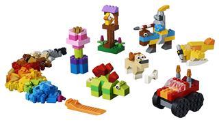 LEGO 11002 - LEGO Classic - Alap kocka készlet