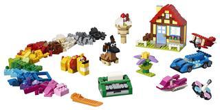 LEGO 11005 - LEGO Classic - Kreatív szórakozás