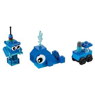 LEGO 11006 - LEGO Classic - Kreatív kék kockák