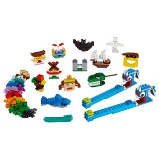 LEGO 11009 - LEGO Classic - Kockák és fények