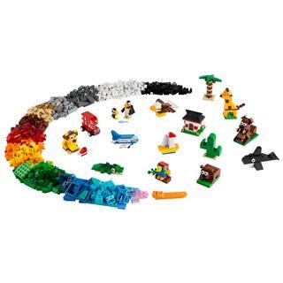 LEGO 11015 - LEGO Classic - A világ körül