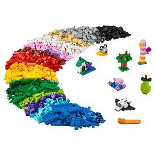 LEGO 11016 - LEGO Classic - Kreatív építőkockák
