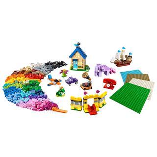 LEGO 11717 - LEGO Classic - Elemek, elemek, lapok