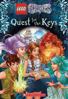 LEGO 15523 - LEGO Elves - Quest for the Keys (angol)