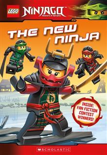 LEGO 15525 - LEGO Ninjago könyv - The New Ninja (angol)