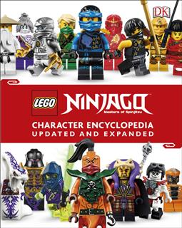 LEGO 15554 - LEGO Ninjago - Character Encyclopedia - Updated and ...
