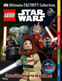 LEGO 15555 - LEGO Star Wars könyv - Ultimate Factivity Collection...