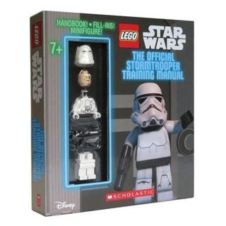 LEGO 16090 - LEGO Star Wars könyv - The Official Stormtrooper Tra...