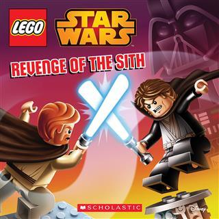 LEGO 16092 - LEGO Star Wars könyv - Revenge of the Sith (angol)