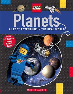 LEGO 16094 - LEGO könyv - Planets (angol)