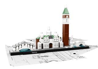 LEGO 21026 - LEGO Architecture - Velence