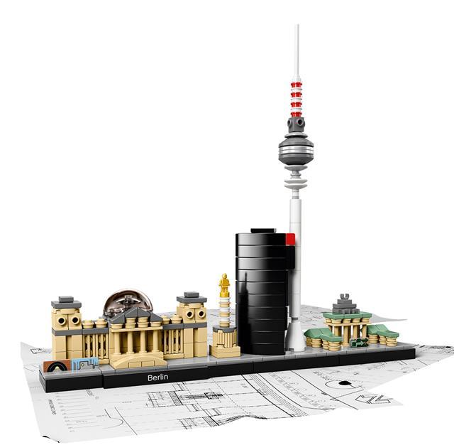 LEGO 21027 - LEGO Architecture - Berlin