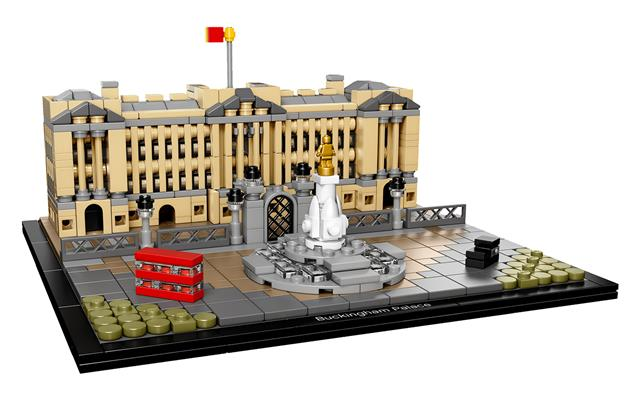 LEGO 21029 - LEGO Architecture - Buckingham Palace