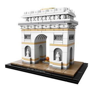 LEGO 21036 - LEGO Architecture - Diadalív (Arc de Triomphe)