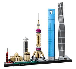 LEGO 21039 - LEGO Architecture - Shanghai