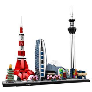 LEGO 21051 - LEGO Architecture - Tokió