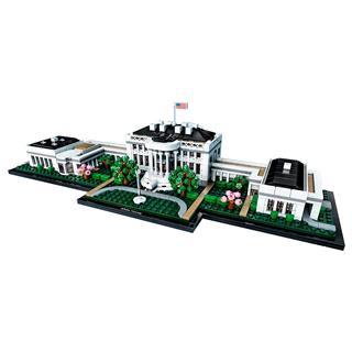 LEGO 21054 - LEGO Architecture - Fehér Ház