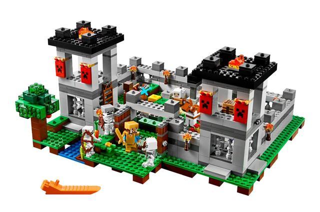 LEGO 21127 - LEGO Minecraft - Az erőd